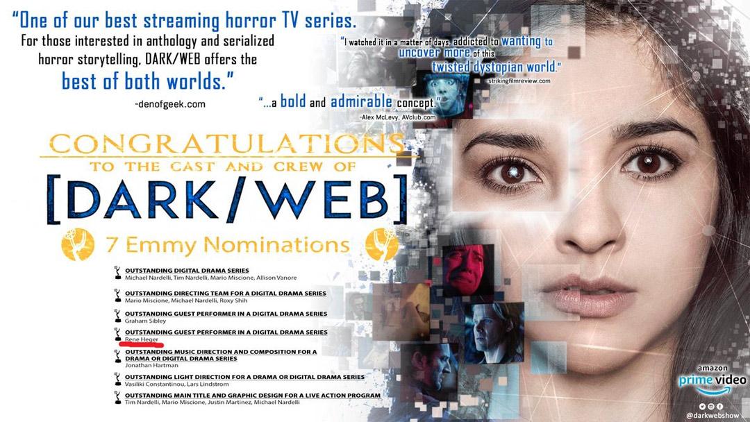 Rene Heger Dark Web
