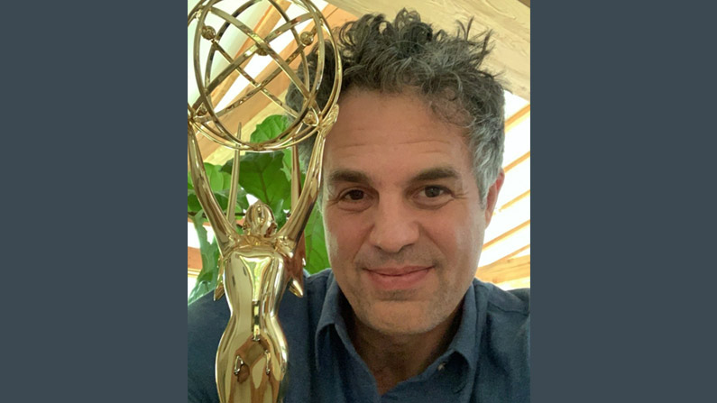 Mark Ruffalo Emmy 2020